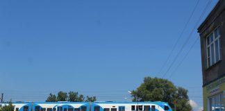 pociągi ze Szczecina do Goleniowa i Gryfina