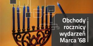 Obchody rocznicy Marca '68 w Szczecinie