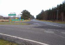 remont dróg w powiecie polickim