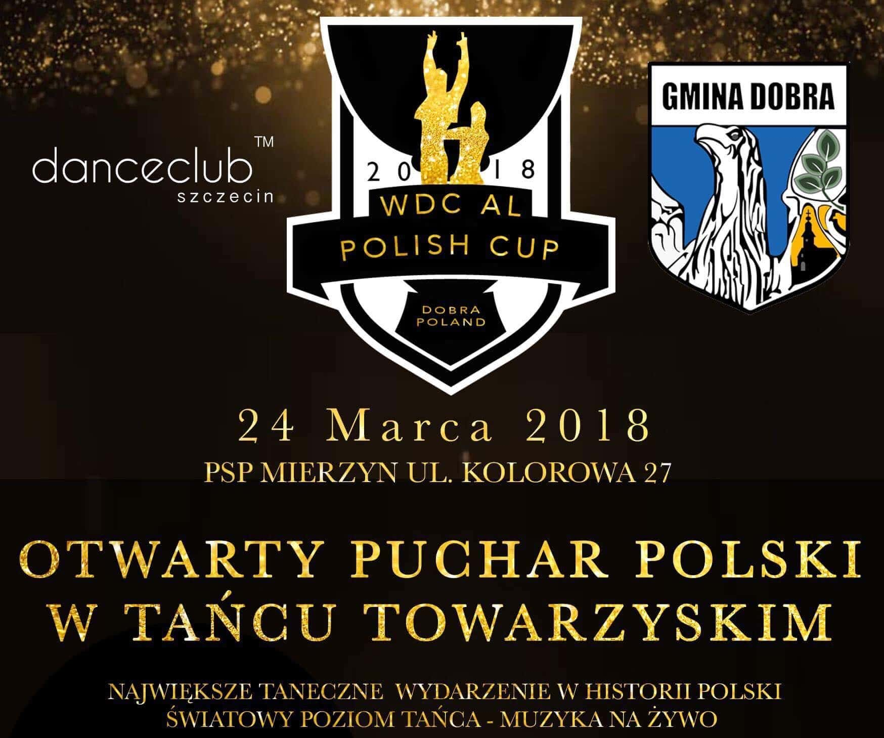 Otwarty Puchar Polski wTańcu Towarzyskim Mierzyn