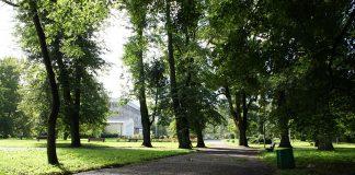 Park im. Tadeusza Kościuszki Koszalin