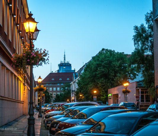 parkowanie Szczecin 2 maja
