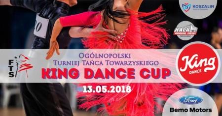 Ogólnopolski Turniej Tańca Towarzyskiego: King Dance Cup