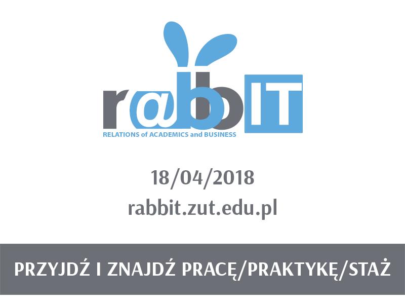 r@bbIT - największe Targi Pracy branży IT w Szczecinie