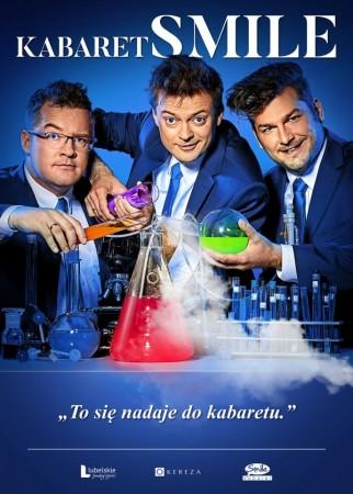 Kabaret SMILE - Nowy program: To się nadaje do kabaretu!