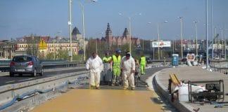 Trasa Zamkowa remont