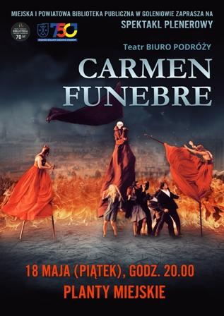 Carmen Funebre – spektakl plenerowy