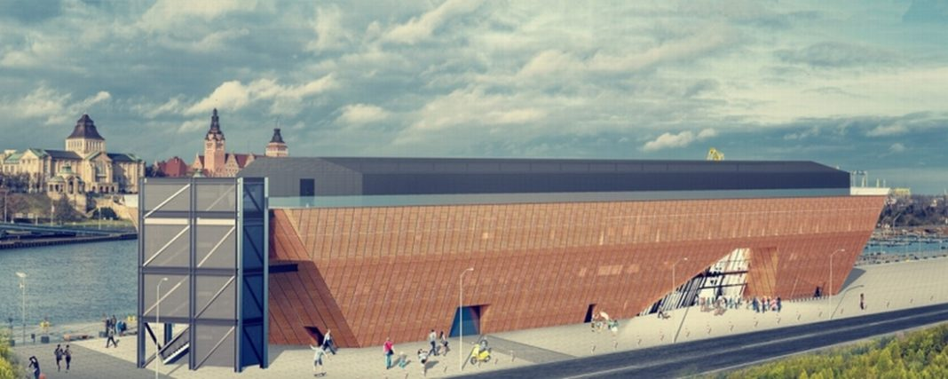 Morskie Centrum Nauki eksponaty