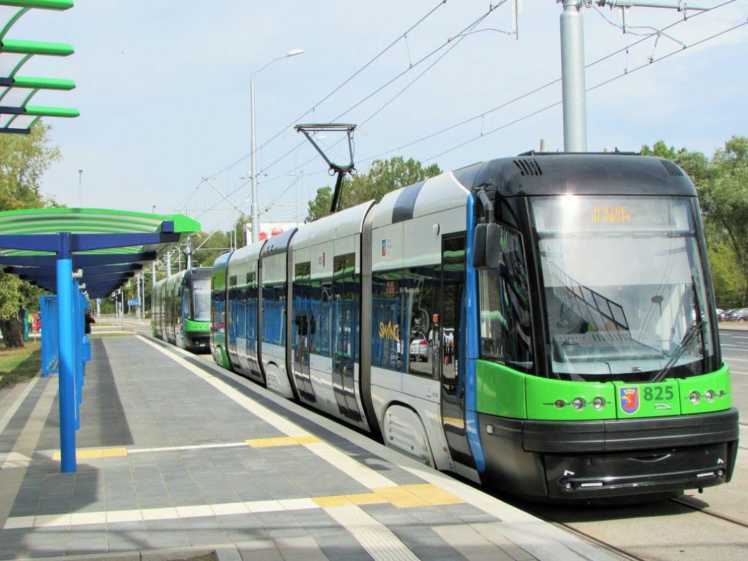 szybki tramwaj Szczecin