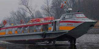 wodolot ze Szczecina do Świnoujścia