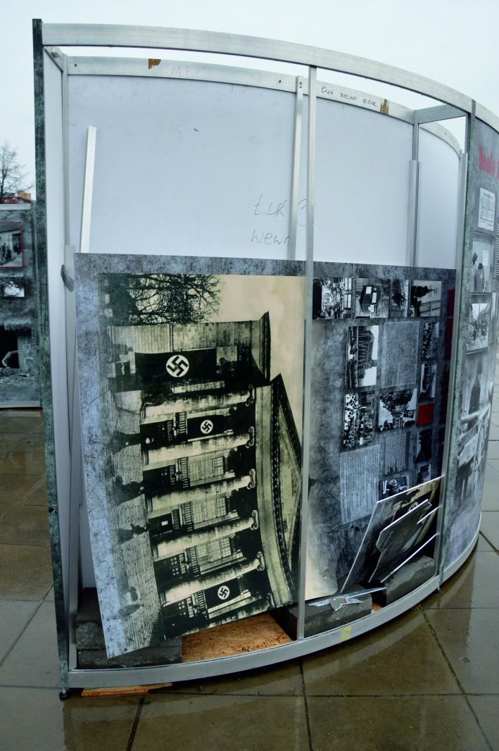 """wystawa """"Wypędzeni 1939"""""""