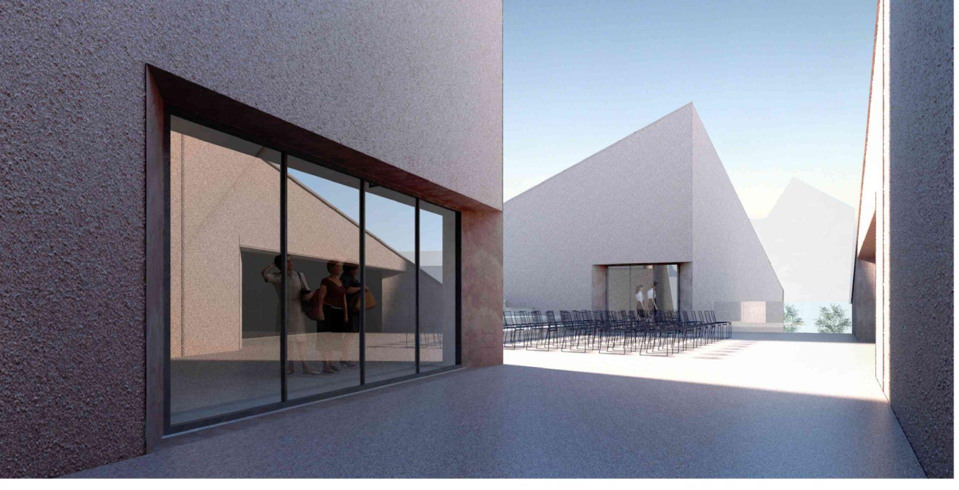 nowa biblioteka naPrawobrzeżu