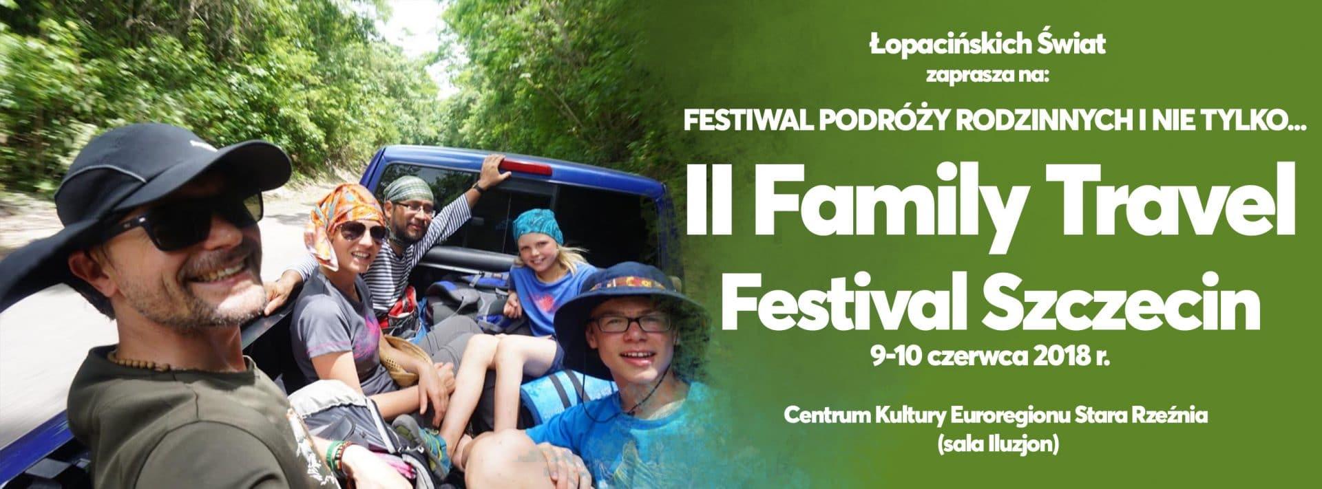 II Family Travel Festival Szczecin