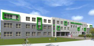 szkoła przy ul. Kredowej