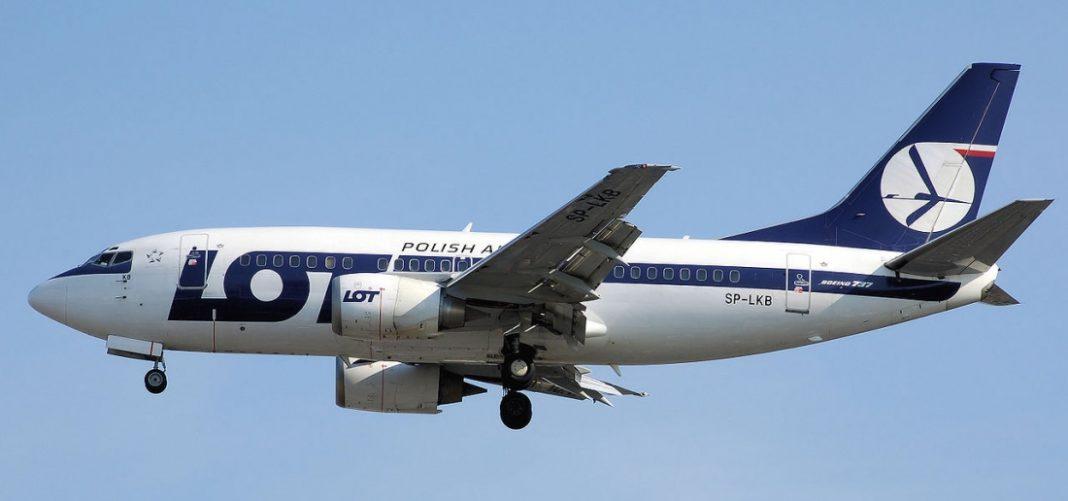 połączenie lotnicze z Goleniowa do Warszawy
