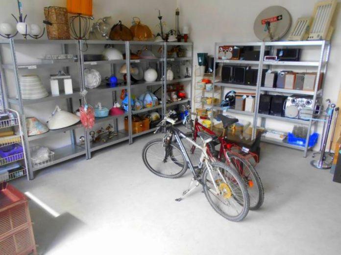 Galeria Szpargałek dodatkowe pomieszczenia