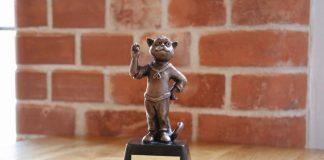 Rzeźba kota Umbriagi