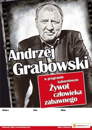 Andrzej Grabowski- Żywot człowieka zabawnego