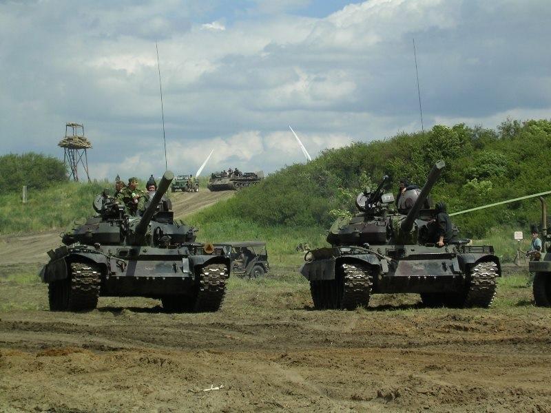 XXI Międzynarodowy Zlot Historycznych Pojazdów Wojskowych