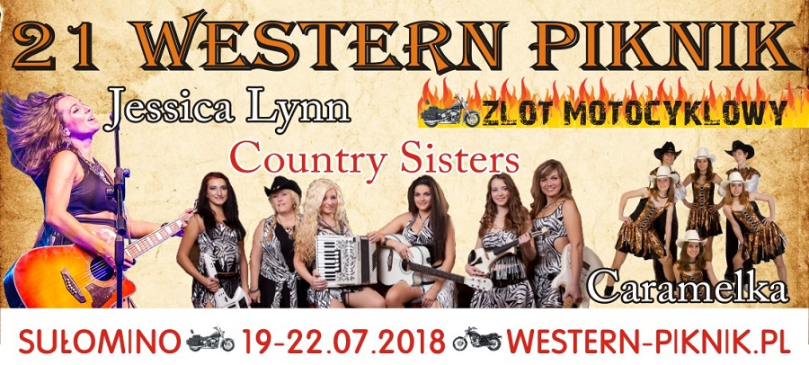 21 Western Piknik – Folk, Blues, Country & Bluegrass Festiwal