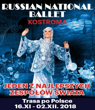 Russian National Ballet - Kostroma