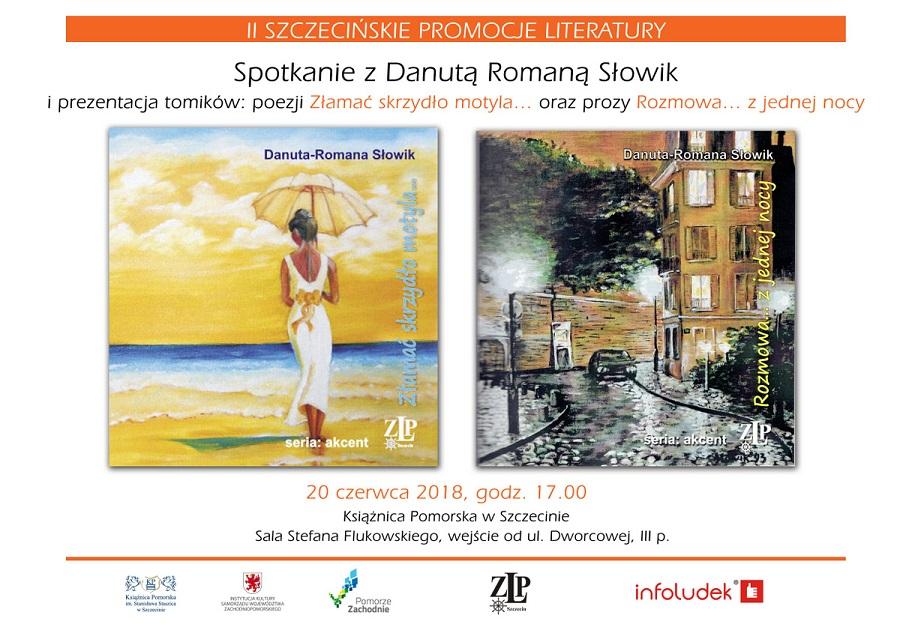 Spotkanie z Danutą Romaną Słowik