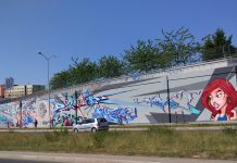 sbo 2019 mural dzielnica Północ