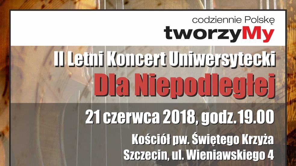 II Letni Koncert Uniwersytecki