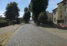 drugi etap przebudowy ulicy Wiosennej