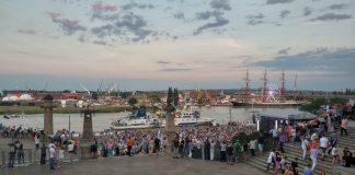 Dni Morza_Sail Szczecin 2018 frekwencja