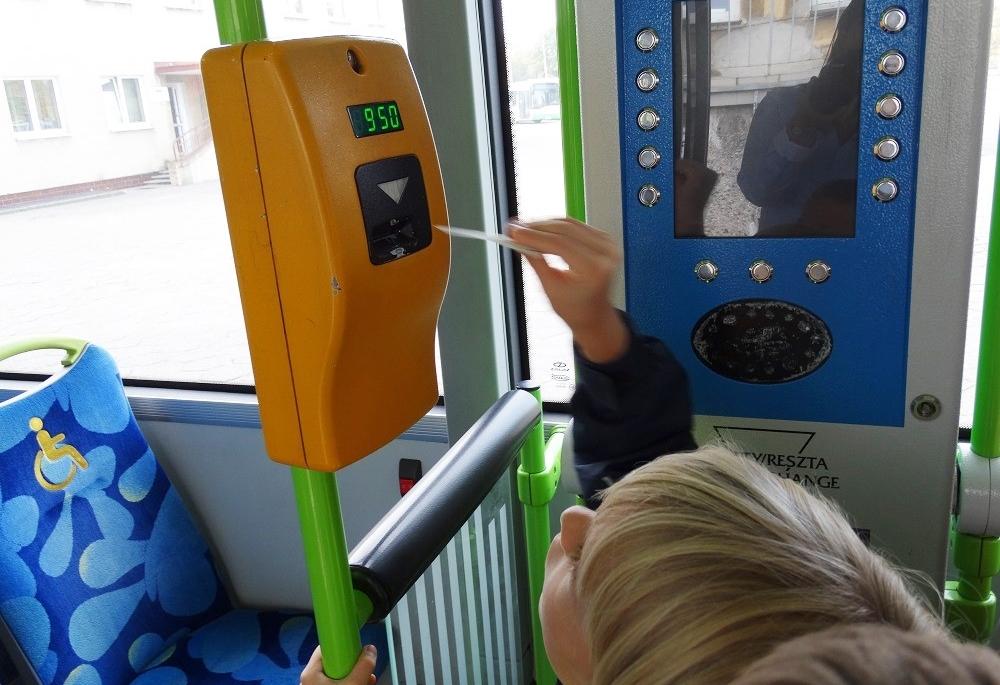 darmowa komunikacja miejska dzieci Szczecin