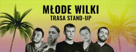 Młode Wilki: Stand-up Comedy