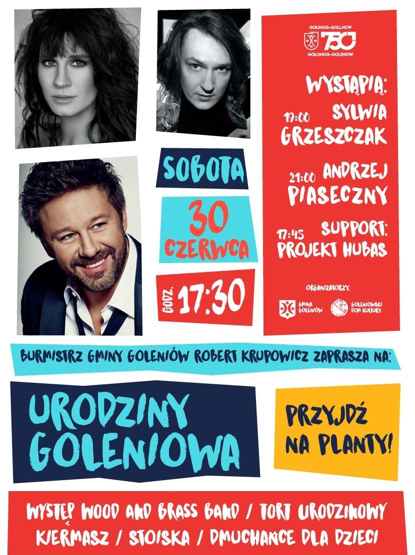 Urodziny Goleniowa