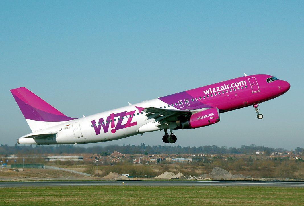 Wizz Air bagaż