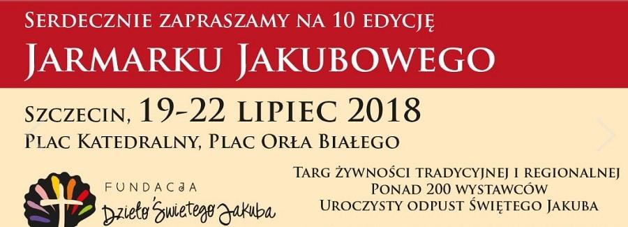 Jarmark Jakubowy w Szczecinie