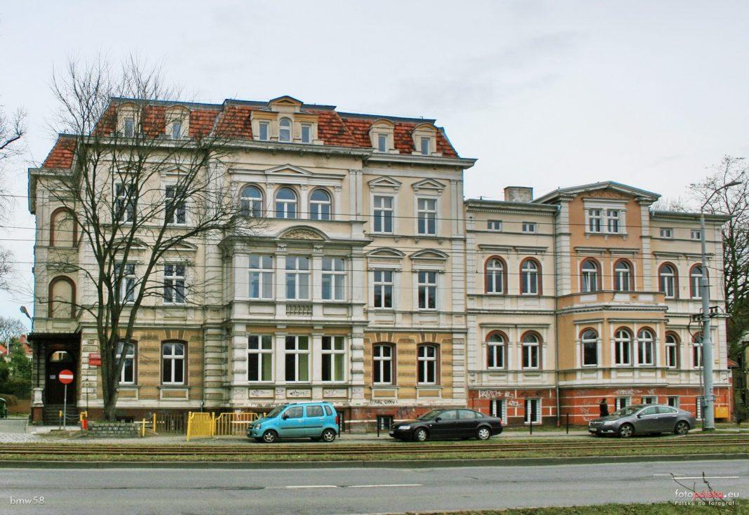 Uniwersytet Szczeciński budynki sprzedaż