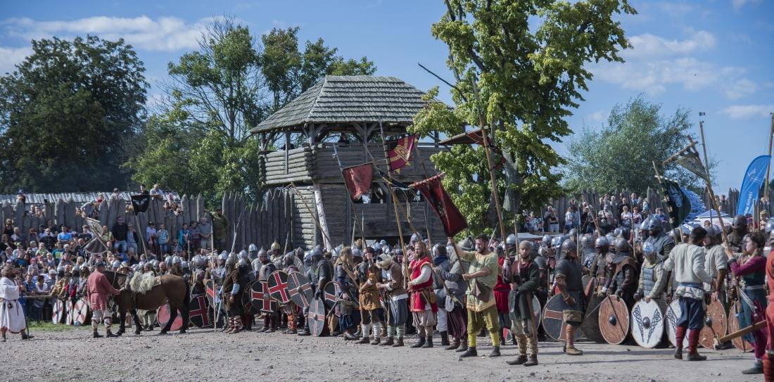 Festiwal Słowian iWikingów 2018