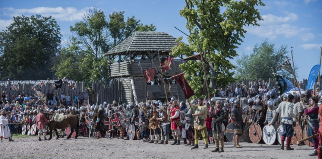 Festiwal Słowian i Wikingów