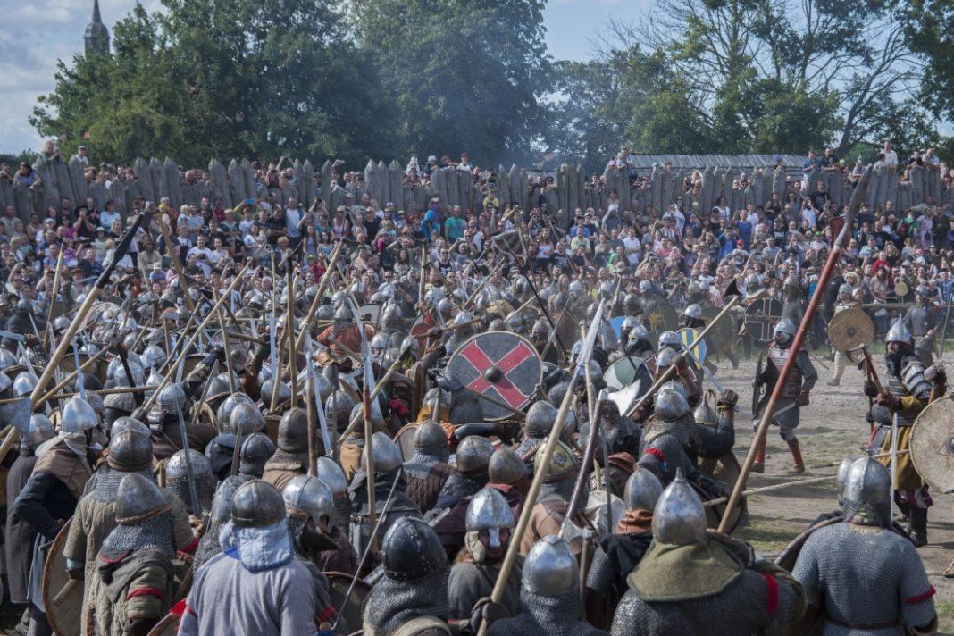 Festiwal Słowian i Wikingów 2018