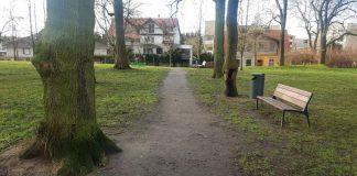 park na Gumieńcach