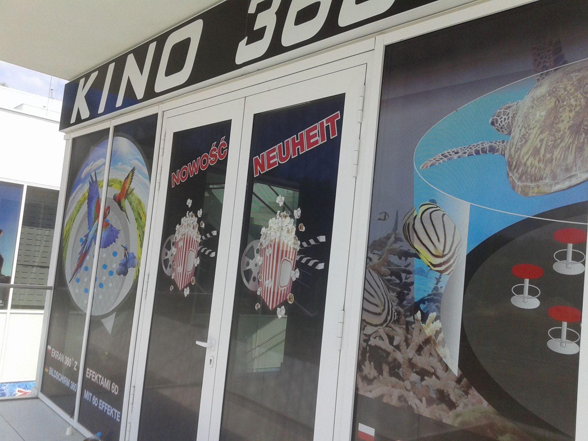 Kino 360 XD