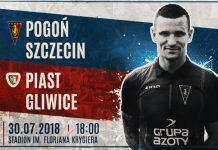 Pogoń Szczecin Piast Gliwice