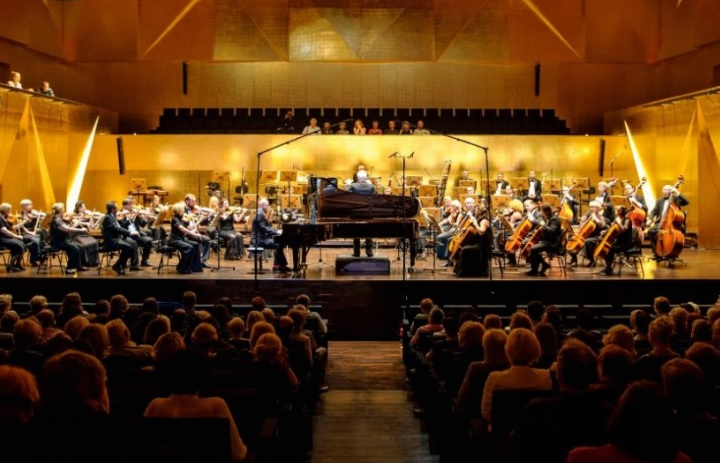 """Międzynarodowy Festiwal Muzyczny """"Sacrum Non Profanum"""""""