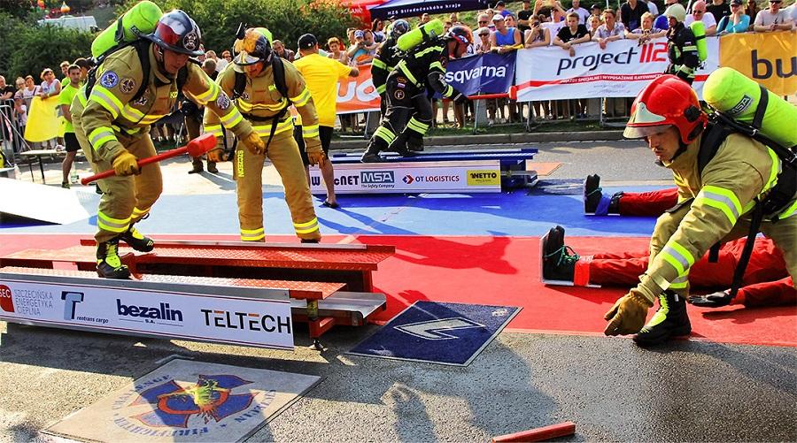 8th Szczecin Toughest Firefighter Challenge 2018