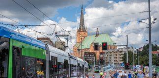 utrudnienia Szczecin