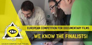 Konkurs Europejskiego Filmów Dokumentalnych SEFF
