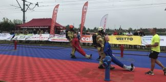 Szczecin Toughest Firefighter Challenge