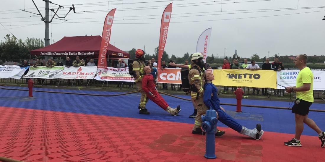 Szczecin Toughest Firefighter Challenge