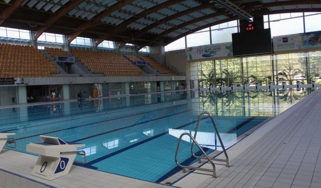 25-metrowy basen przerwa technologiczna