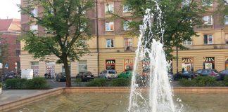 czyszczenie fontann